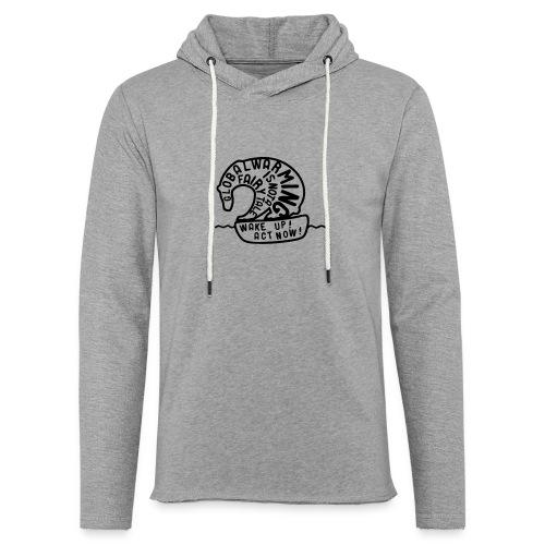 Global Warming - Light Unisex Sweatshirt Hoodie