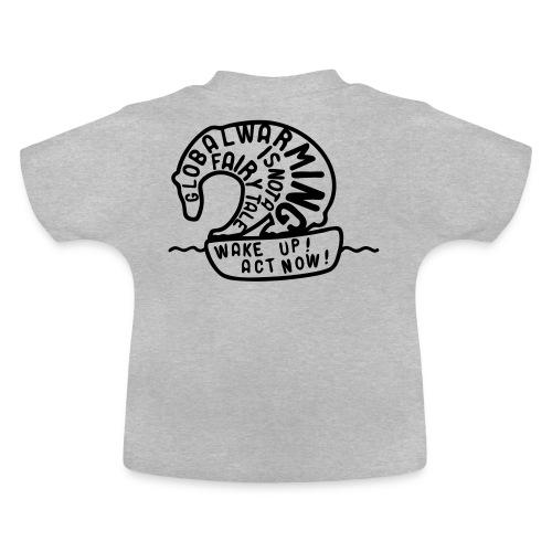 Global Warming - Baby T-Shirt