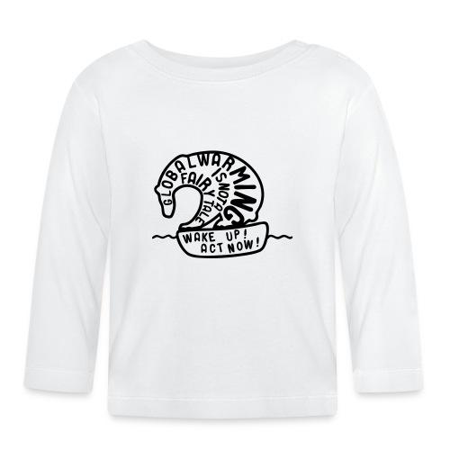 Global Warming - Baby Long Sleeve T-Shirt