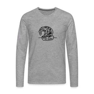 Global Warming - Men's Premium Longsleeve Shirt