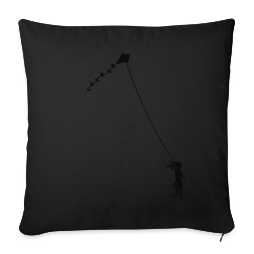 Let´s go fly a kite! - Sofa pillow cover 44 x 44 cm
