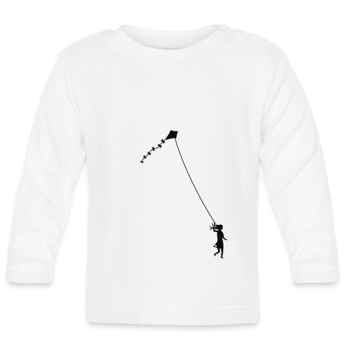 Let´s go fly a kite! - Baby Long Sleeve T-Shirt