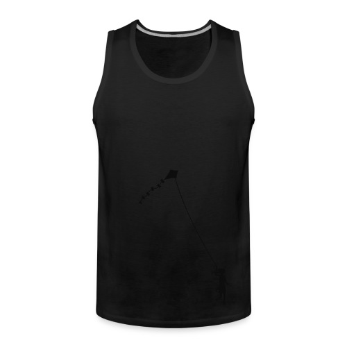 Let´s go fly a kite! - Men's Premium Tank Top