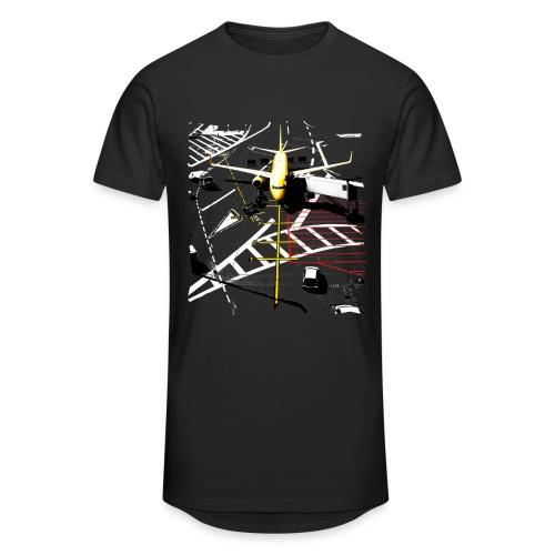 airport | Std.shirt - Männer Urban Longshirt