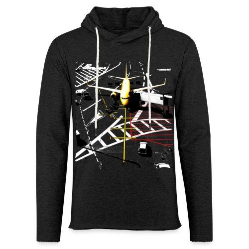 airport | Std.shirt - Leichtes Kapuzensweatshirt Unisex