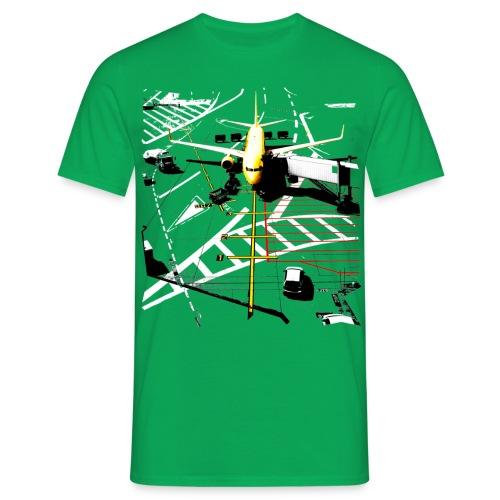 airport | Std.shirt - Männer T-Shirt
