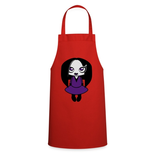 Creepy Girl - Keukenschort