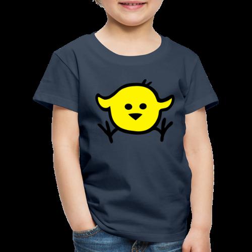 Girlieshirt  Piepmatz - Kinder Premium T-Shirt