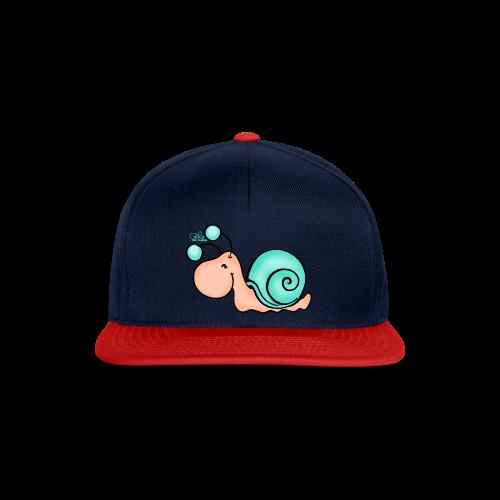 TeenieShirt Schnucki Schneck  - Snapback Cap