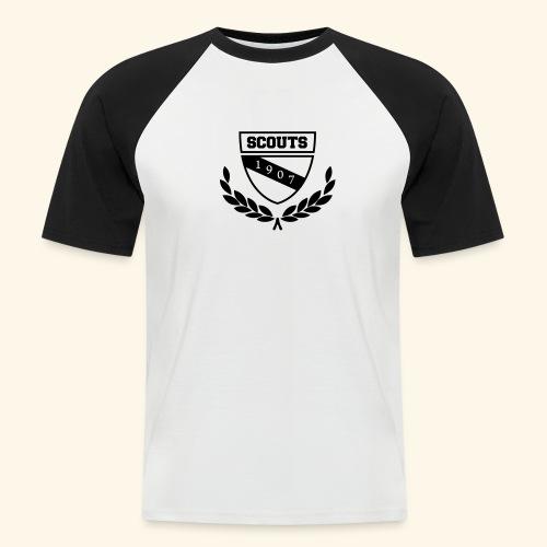 Scout College - Kinder - Männer Baseball-T-Shirt