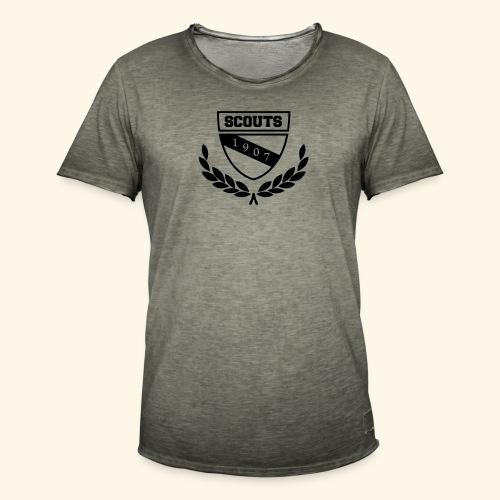 Scout College - Kinder - Männer Vintage T-Shirt