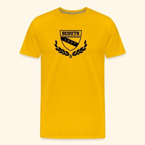 Scout College - Kinder - Männer Premium T-Shirt