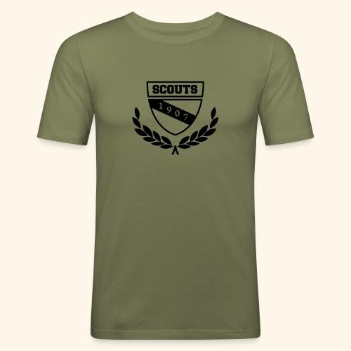 Scout College - Kinder - Männer Slim Fit T-Shirt