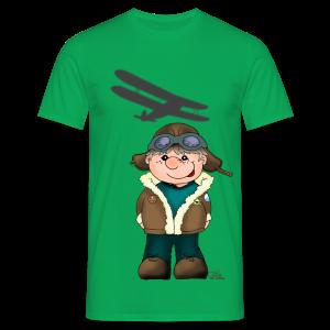 KinderShirt Quaggs, der Bruchpilot - Männer T-Shirt