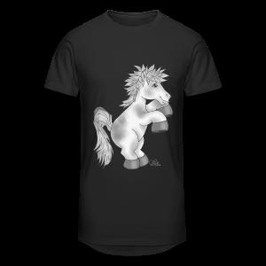KinderShirt Apfelschimmel - Männer Urban Longshirt