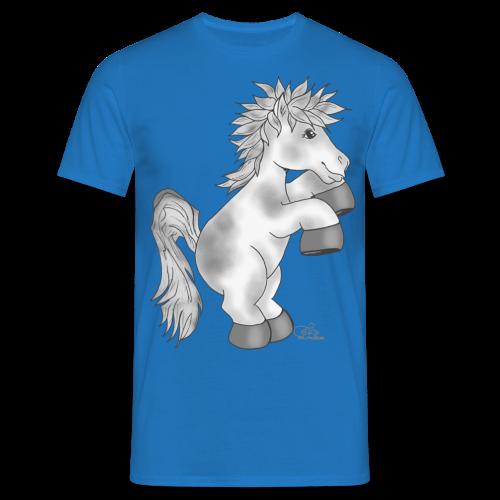 KinderShirt Apfelschimmel - Männer T-Shirt