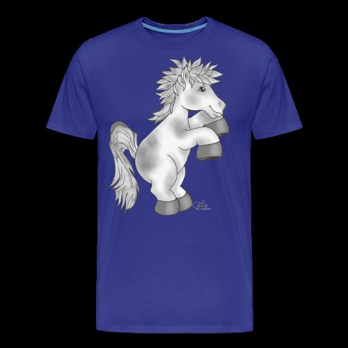 KinderShirt Apfelschimmel - Männer Premium T-Shirt