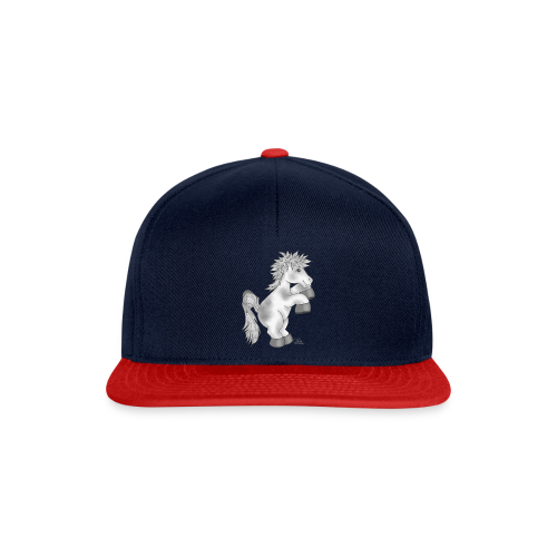 KinderShirt Apfelschimmel - Snapback Cap