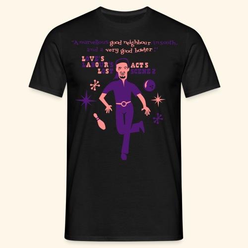 A Very Good Bowler, Mister Big - Männer T-Shirt
