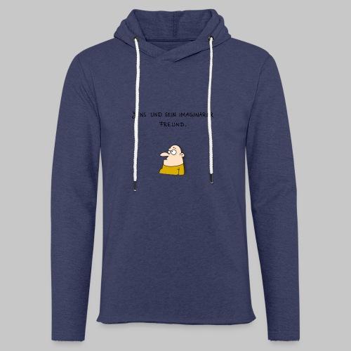 Jens - Leichtes Kapuzensweatshirt Unisex