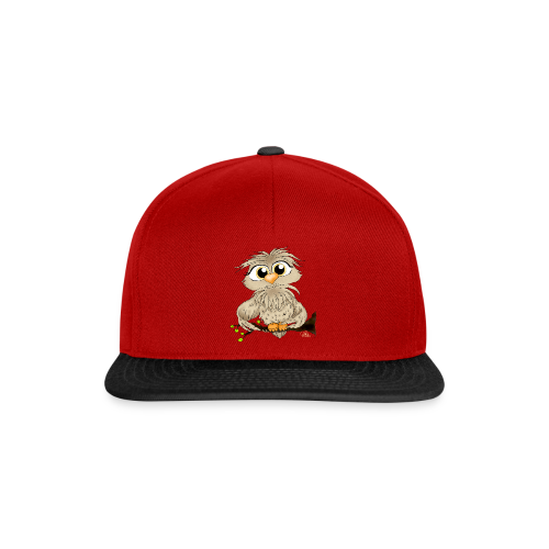 TeenShirt Käuzchen Hugo - Snapback Cap