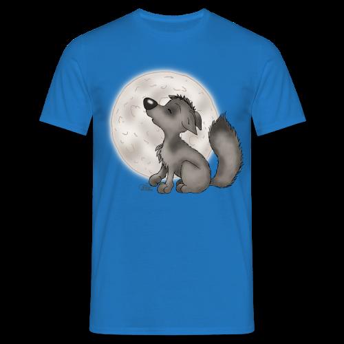TeenieShirt Wölfchen - Männer T-Shirt