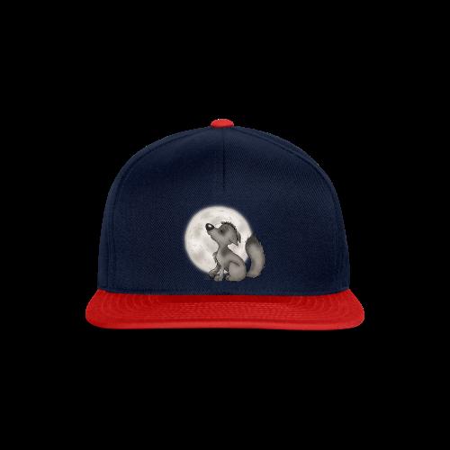 TeenieShirt Wölfchen - Snapback Cap