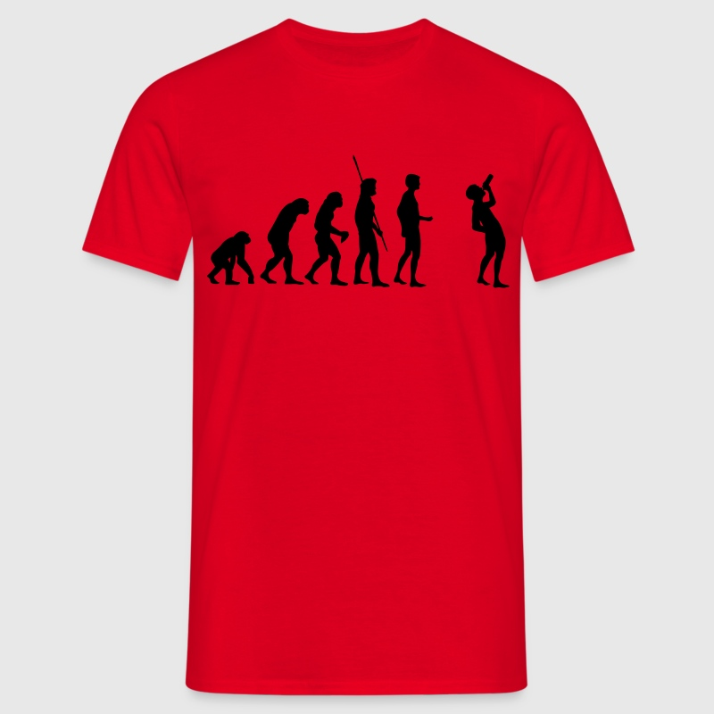 Alcool Evolution 2.0  Tee shirts - T-shirt Homme