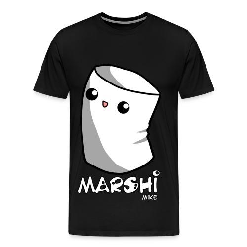 Marshi Mike Marshmallow by Chosen Vowels - Shirt Boys - Männer Premium T-Shirt