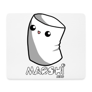 Marshi Mike Marshmallow by Chosen Vowels - Shirt Boys - Mousepad (Querformat)