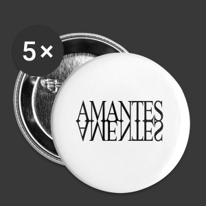 AMANTES AMENTS - Buttons small 25 mm