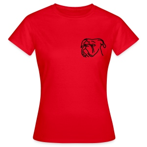 Beth Jacken - Frauen T-Shirt