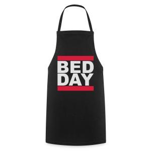 Bed Day   Männer Shirt - Kochschürze