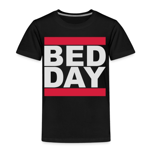 Bed Day   Männer Shirt - Kinder Premium T-Shirt