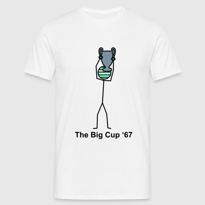 The Big Cup '67 T-Shirts - Men's T-Shirt