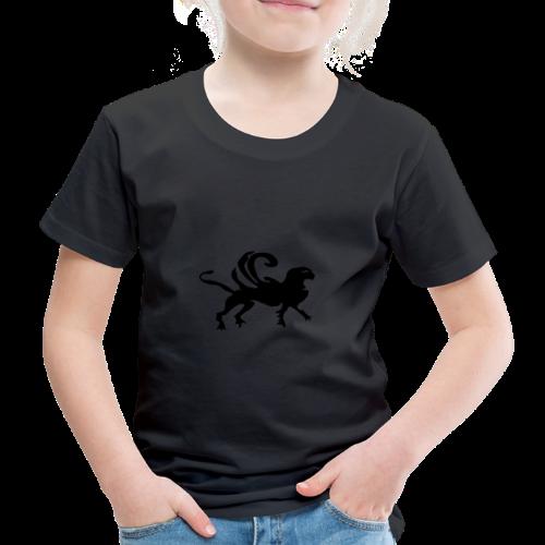 Gürteltasche mit  Fabelwesen - Kinder Premium T-Shirt