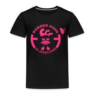 Dummes Huhn in Ausbildung - Kinder Premium T-Shirt