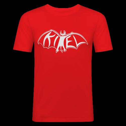 Herren T-Shirt Spreadshirt versch. Farben - Männer Slim Fit T-Shirt