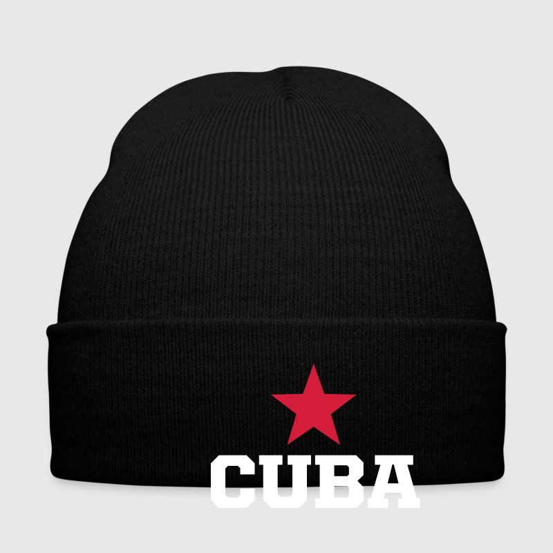 Green cuba revolucion Caps & Hats - Winter Hat