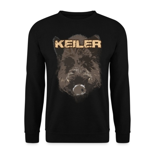 Jagdshirt - Keiler braun - Männer Pullover