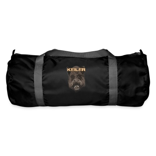 Jagdshirt - Keiler braun - Sporttasche
