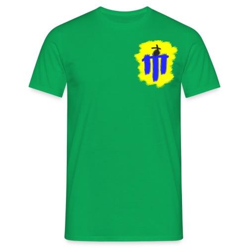 Harmsborg Wappen - Men Shirt - Männer T-Shirt