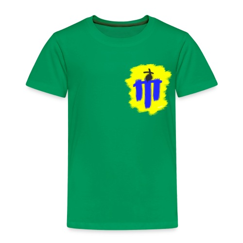Harmsborg Wappen - Men Shirt - Kinder Premium T-Shirt