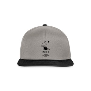 1977 the best year - Snapback Cap
