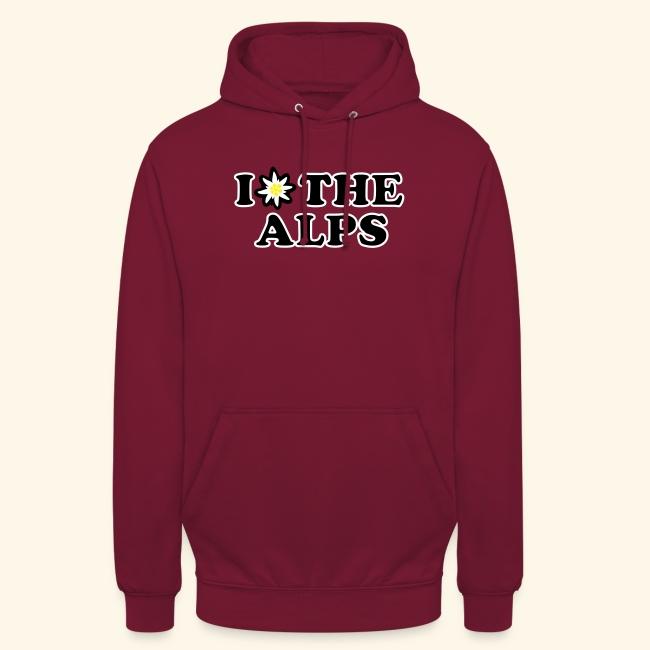 I love the alps, Kiddie