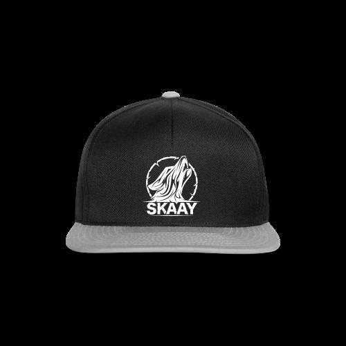 ♂ T-Shirt (1. Skaay Logo Weiß) - Snapback Cap