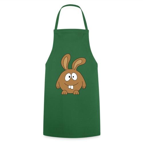 pummeliger Hase - Kochschürze