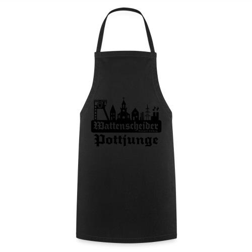 Wattenscheider Pottjunge mit Skyline - Pullover - Kochschürze