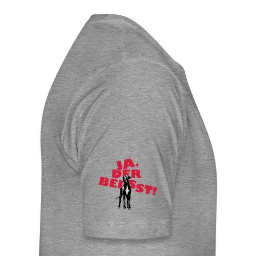 Doggenflasche - Männer Premium T-Shirt
