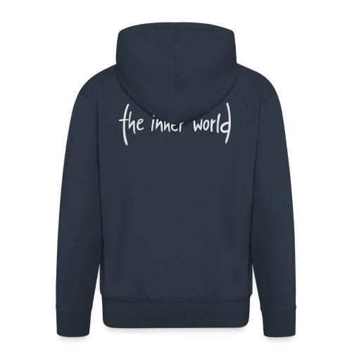 The Inner World // Hoodie - Männer Premium Kapuzenjacke